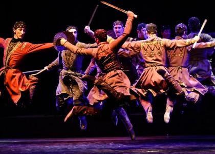 Turneul Baletului Național Georgian «SUKHISHVILI»