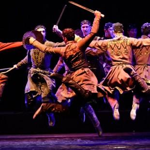 Гастроли Грузинского ационального балета «СУХИШВИЛИ»