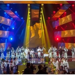 Турнир «La frați nu se pun hotare» с Ионом Палади, Николае Ботгросом и оркестром Lăutarii.